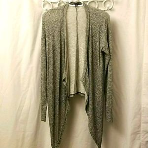 American Eagle Outfitters Woman Grey Swoosh Size M